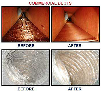 Commercial Ducts
