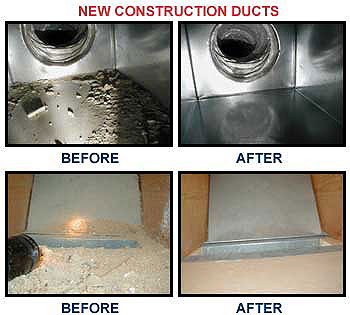 New Construction Ducts