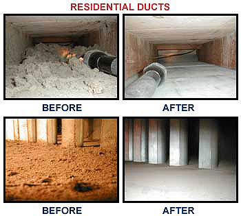 Residential Ducts