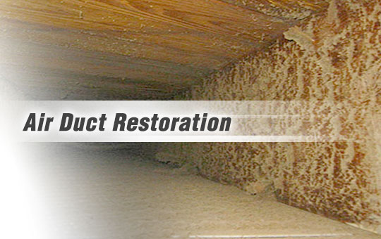 Air Duct Restoration